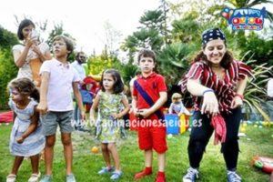 Fiestas de cumpleaños infantiles