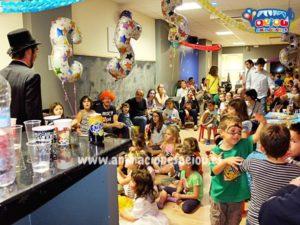 Fiestas para cumpleaños infantiles