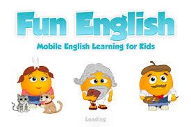Fun English las mejores app para niños
