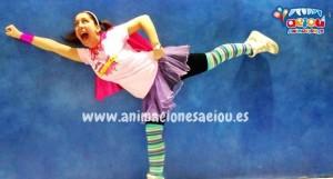 Animadores infantiles para comuniones Pamplona