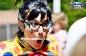 Animadores magos para comuniones Pamplona