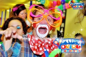 hire children's party entertainers clowns