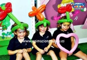Fiesta infantil Tarragona