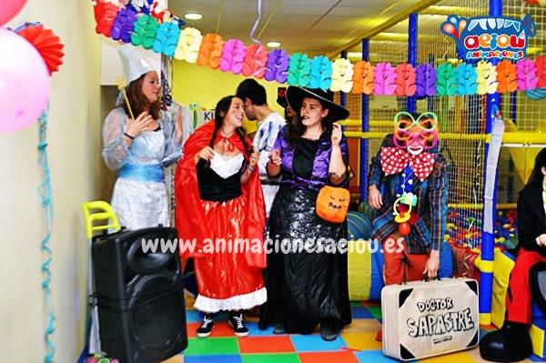 Fiesta infantil en Girona
