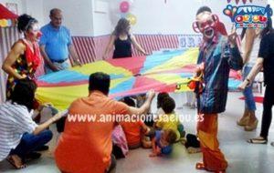 Fiestas cumpleaños infantiles Pamplona.