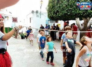 Fiestas cumpleaños infantiles en Pamplona.