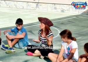 Fiestas de cumpleaños infantiles Pamplona Navarra