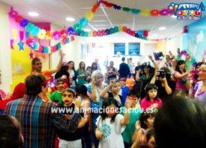 Fiestas de cumpleaños infantiles Vitoria