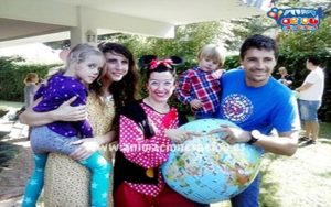 Fiestas infantiles en Almería a domicilio