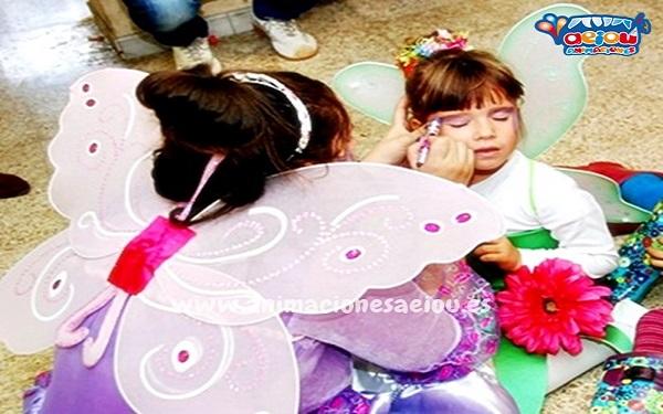 Fiestas infantiles en Castellon a domicilio