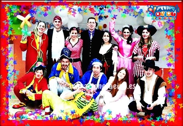 Fiestas infantiles en Girona