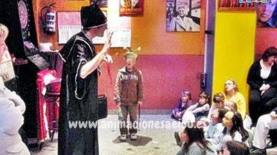 Los mejores trucos de magia infantil