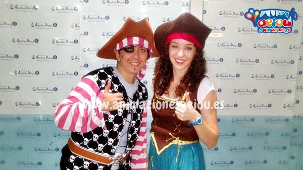 animadores de fiestas de cumpleaños infantiles en Pamplona