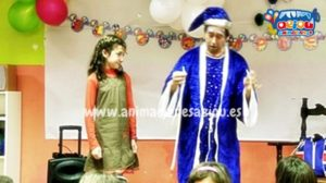 animadores para fiestas de cumpleaños infantiles