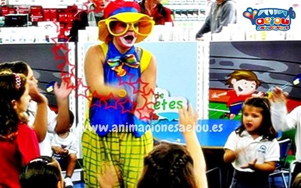 fiestas infantiles Castellón