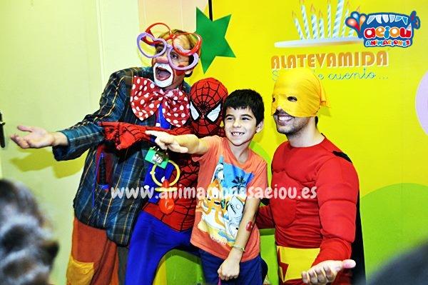 fiestas infantiles Lleida