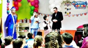 Cursos intensivos de la magia infantil