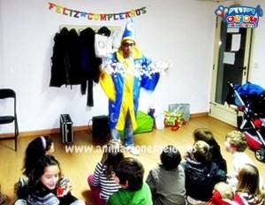 Cursos intensivos de magia infantil.