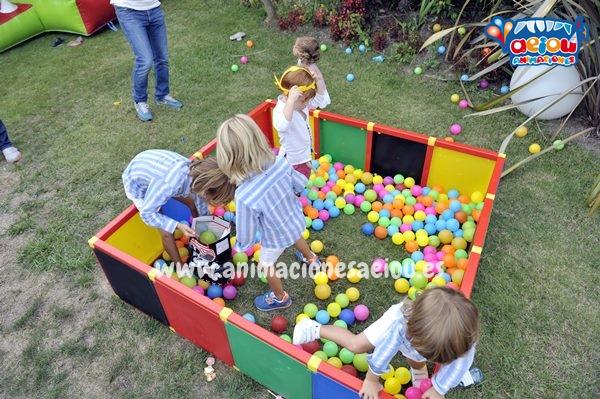 consejos entretener niños fiestas infantiles