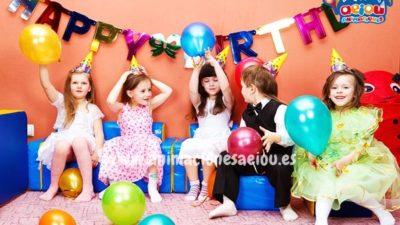 Consejos para entretener a los niños en fiestas infantiles