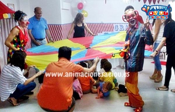 Animadores infantiles de bautizos en Pamplona