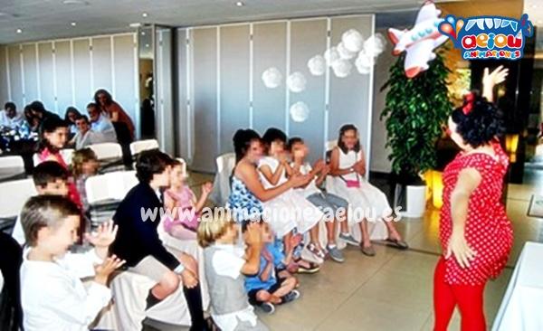 Animadores de bodas en España