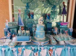 Cómo decorar una fiesta temática de Disney.