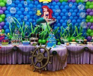 Cómo decorar una fiesta tematica de Disney