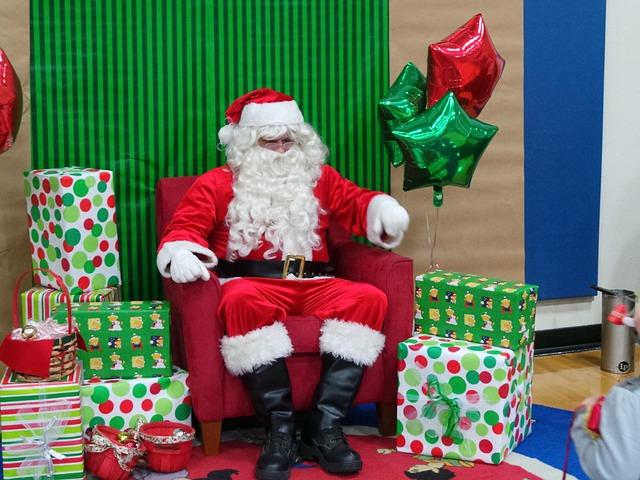 Donde esta casa Papá Noel