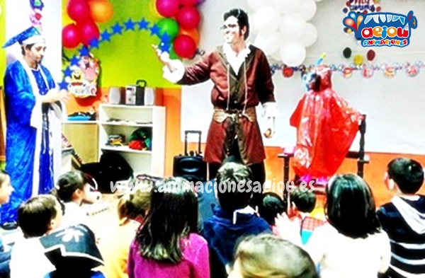 como hacer cumpleanos infantil mago incluido