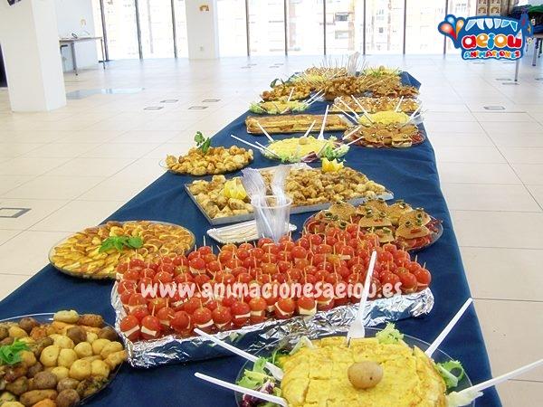 Catering Para Fiestas Infantiles Menús Deliciosos Para Fiestas