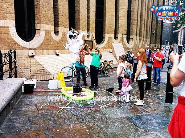 Como contratar animacion infantil para fiestas patronales
