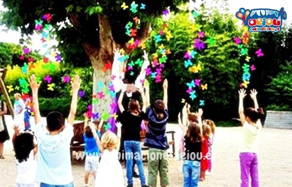 Como contratar animaciones infantil para fiestas patronales