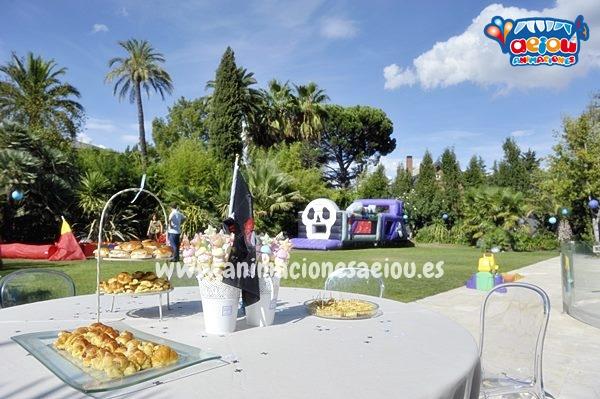 Consejo para organizar una fiesta infantil en exteriores