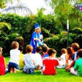 Consejos para organizar fiestas infantiles en exteriores