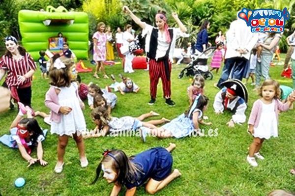Consejos para organizar unas fiestas infantiles en exteriores