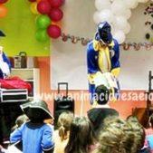 Espectáculo de magia para cumpleaños infantiles en Pamplona
