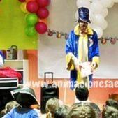 Espectáculo de magia para fiestas infantiles en Vitoria