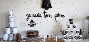 Organizar una fiesta de Star Wars