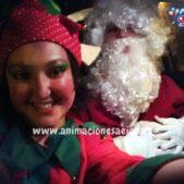 Papá Noel a domicilio en españa
