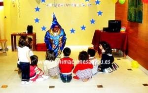 Show de magia para fiestas infantiles en Vitoria
