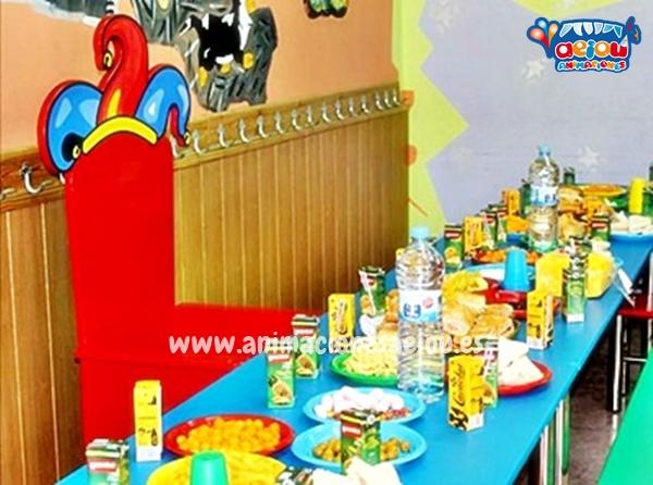 Decoraci n de fiestas infantiles en vitoria - Decoracion vitoria ...