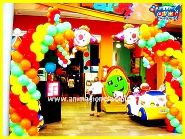Decoración de fiestas infantiles en Vitoria