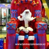 Fiestas de navidad para niños en Vitoria