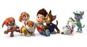 Animaciones para fiestas de cumpleaños infantiles de la patrulla canina en Vitoria