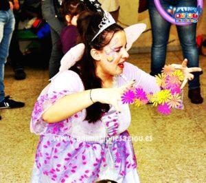 Cómo contratar una fiesta de princesa