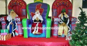 Reyes Magos en Pamplona a domicilio