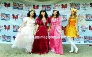 Fiesta de princesas en madrid