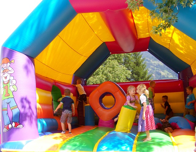 5 Divertidos Juegos Para Cumpleanos Infantiles