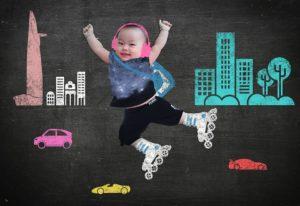 Qué hacer para unas fiestas infantiles sobre ruedas